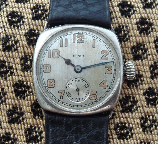 1916 Elgin Trench Watch