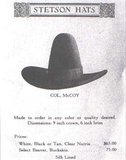 In Search of The Real Cowboy Hat 27915f31ee7