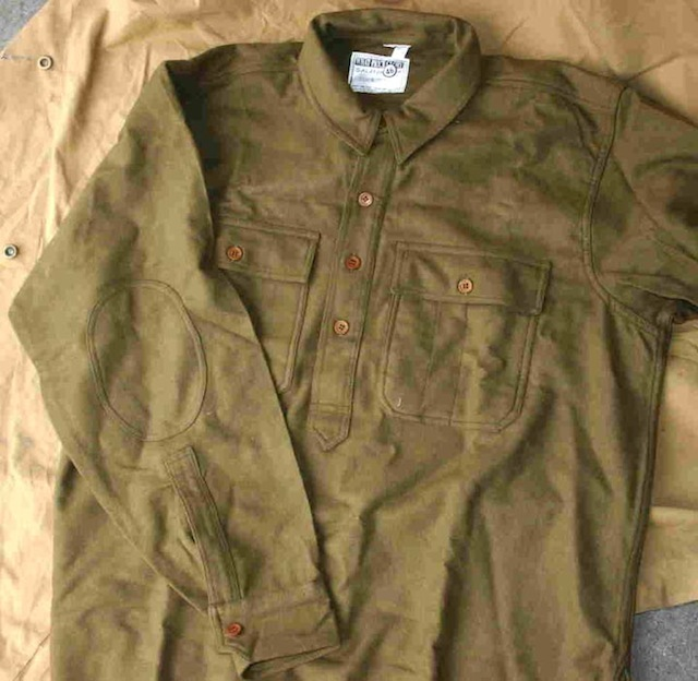 M1916 shirt, cotton