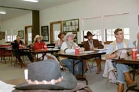Class at Thunder Ranch