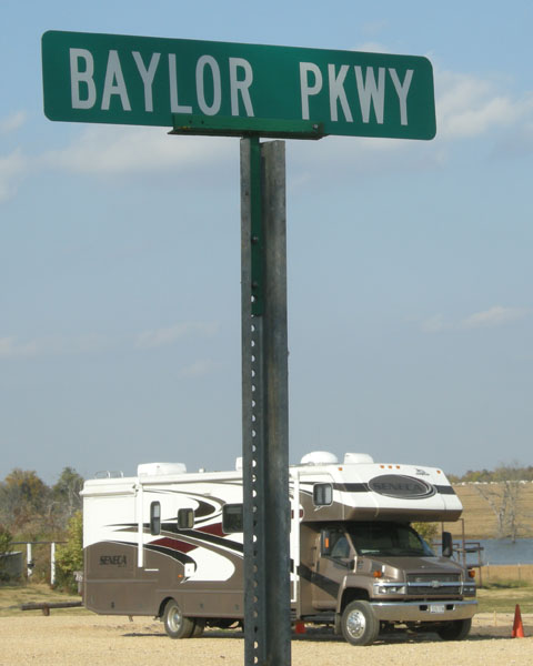 Baylor Parkway