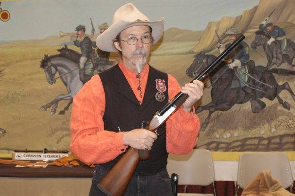 Abilene with new Turkish single trigger double from Cimarron