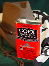 Goex Cowboy Black Powder