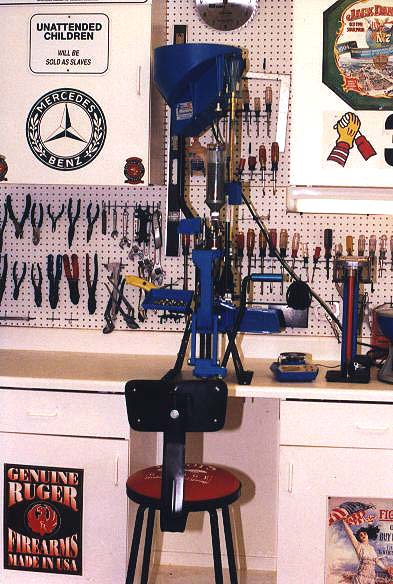 Reloading for Cowboy Action Shooting