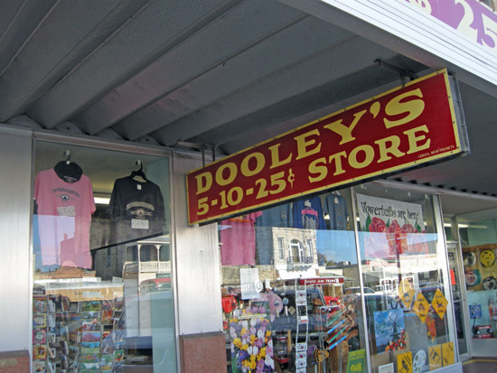 Dooley's 5, 10, and 25¢ Store