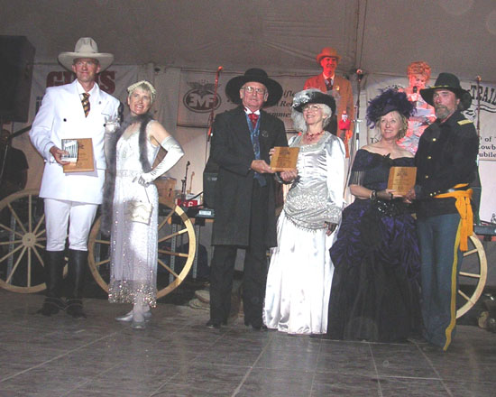 Costume Contest, Couples winners