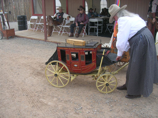 Smaller Stage Coach