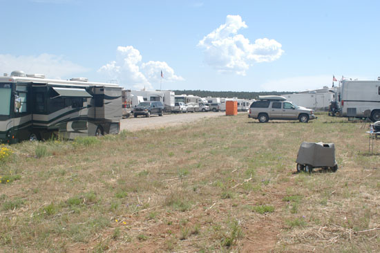 The RV Park at EOT