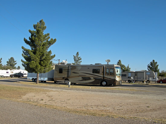 Fort Stockton RV Park
