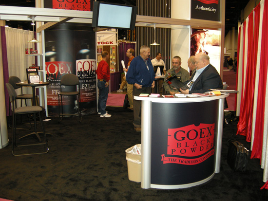 Goex booth