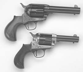 CCW a single action revolver? [Archive] - The Firing Line Forums