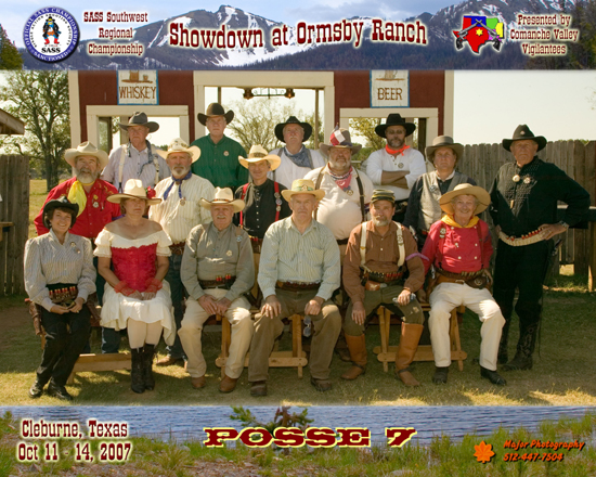 Showdown Posse 7 photo