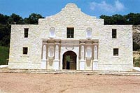 Alamo Replica at Tin Star Ranch