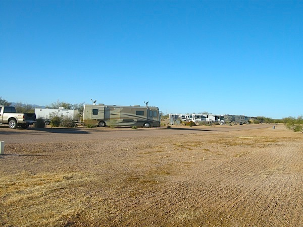 Tombstone Territories RV Resort